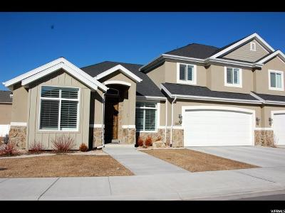Provo, Orem Single Family Home For Sale: 2432 W 1160 N #1