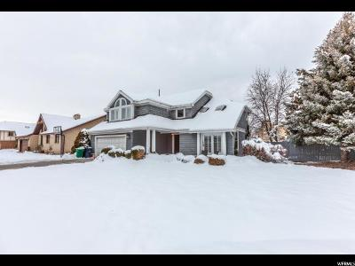 Sandy Single Family Home For Sale: 1901 E Richard Rd