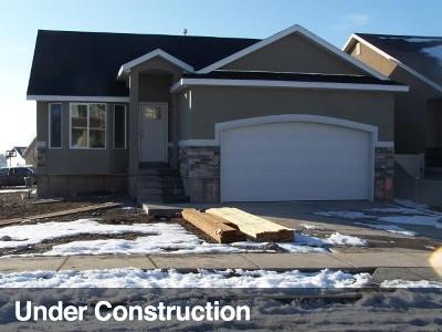 Tooele County Single Family Home For Sale: 1731 N 370 East E