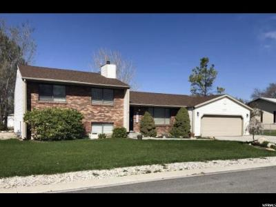 Tremonton Single Family Home For Sale: 1340 S Century Dr.