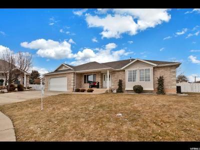 Davis County Single Family Home For Sale: 2752 S 900 W