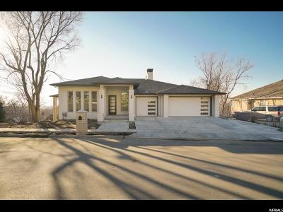 Farmington Single Family Home For Sale: 942 S 250 E