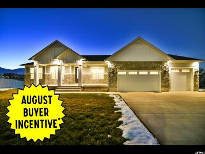 West Valley City Single Family Home For Sale: 3718 S Keaton Hill Dr