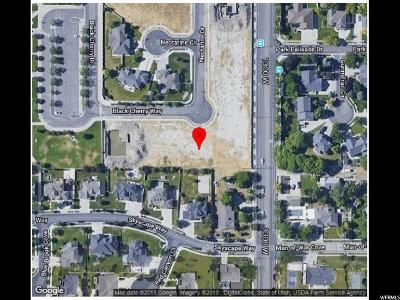 South Jordan Residential Lots & Land For Sale: 1331 W Black Cherry Way S