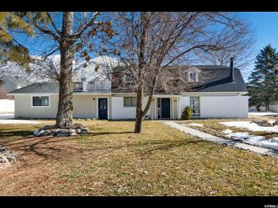 American Fork Single Family Home For Sale: 1162 N 1150 E