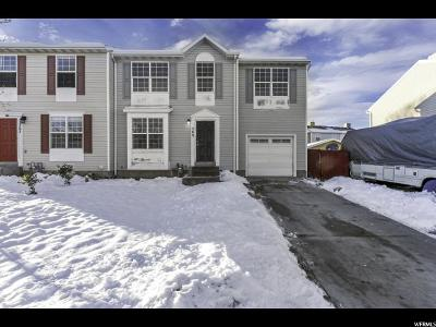 Tooele UT Single Family Home For Sale: $219,900