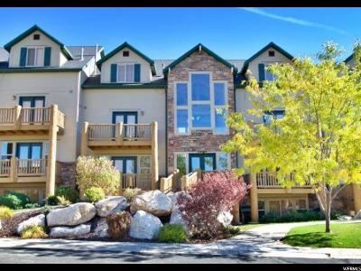 Weber County Condo For Sale: 3598 N Huntsman Path #506