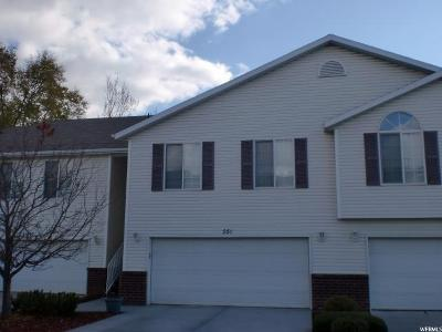 Layton Townhouse For Sale: 551 W 230 N