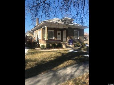 Provo Single Family Home For Sale: 395 N 300 W