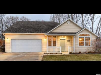 Logan Single Family Home For Sale: 683 W 720 S