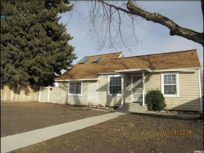 Provo Single Family Home For Sale: 668 N 970 W