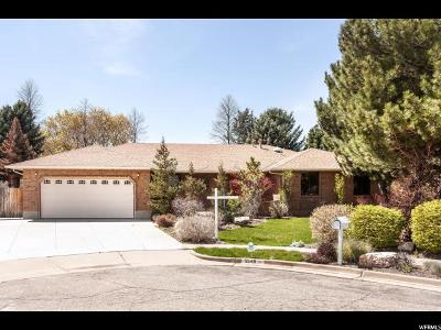 Weber County Single Family Home For Sale: 5549 S 400 W