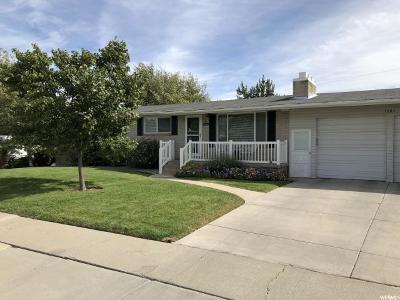 West Jordan Single Family Home For Sale: 7683 S 1960 W