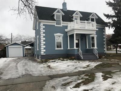 Brigham City Single Family Home For Sale: 177 S 200 E