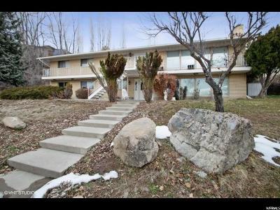 Orem Single Family Home For Sale: 781 E Bowl Dr N
