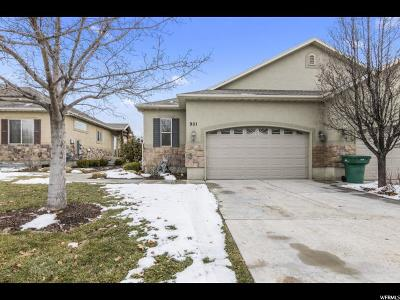 Orem Single Family Home For Sale: 901 W 20 N
