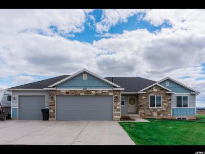 Preston Single Family Home For Sale: 1265 N 1250 E