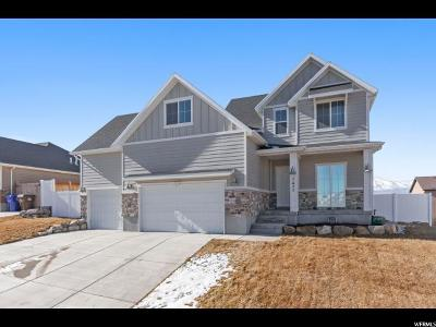 Eagle Mountain Single Family Home For Sale: 7677 Butterfield