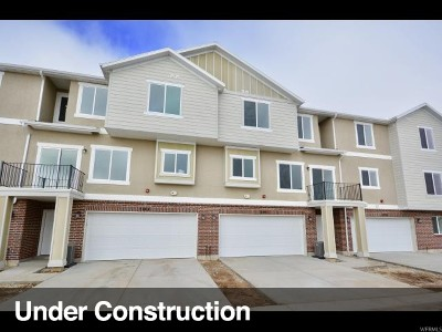 Riverton Townhouse For Sale: 4213 W Valley Park Ct #207