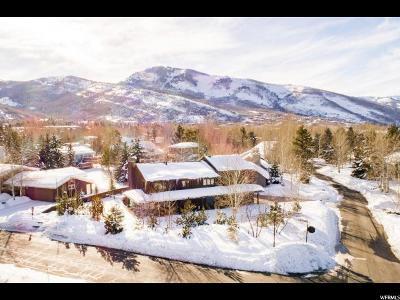 Park City Single Family Home For Sale: 2650 Little Kate Rd