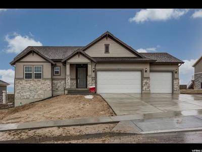 West Jordan Single Family Home For Sale: 5763 W 7520 S