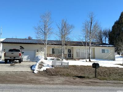 Preston Single Family Home For Sale: 4807 E Hwy 36 N