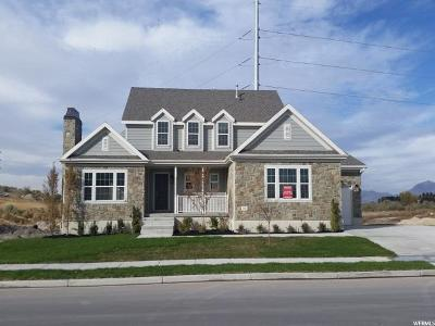 South Jordan Single Family Home Under Contract: 1036 W Meeks Dr