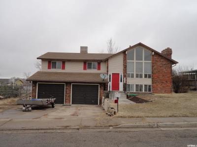 Davis County Single Family Home For Sale: 132 W 2125 N
