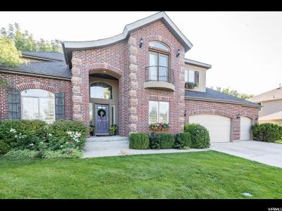 Orem Single Family Home Under Contract: 1562 N 200 E