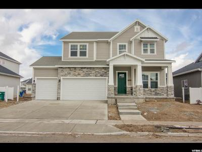 Lehi Single Family Home For Sale: 3148 W Cramden Dr N