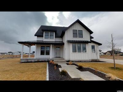 Lehi Single Family Home For Sale: 1617 W 800 N #17