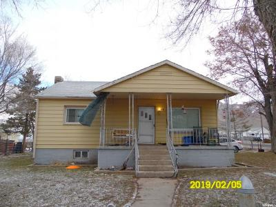 Tooele County Single Family Home For Sale: 1949 Pine Canyon Rd