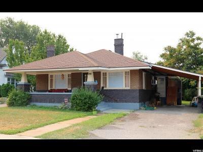 Springville Single Family Home For Sale: 248 E 300 S