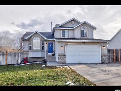 Riverton Single Family Home For Sale: 4909 W Cedar Point Peak Dr