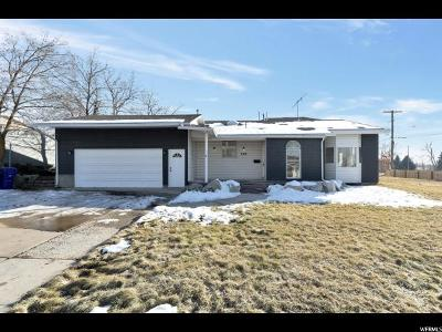 Bountiful Single Family Home For Sale: 408 E 775 N