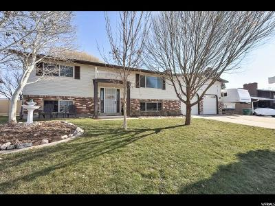 Layton Single Family Home For Sale: 151 S 1000 E