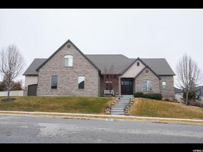 Lehi Single Family Home For Sale: 1122 N 1540 E