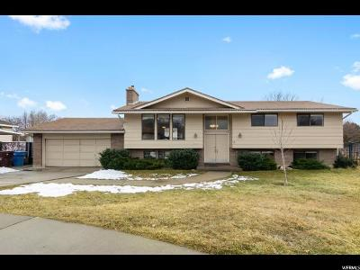 Orem Single Family Home For Sale: 26 E 1775 N