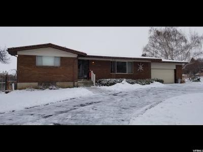 River Heights Single Family Home For Sale: 982 Orchard Dr