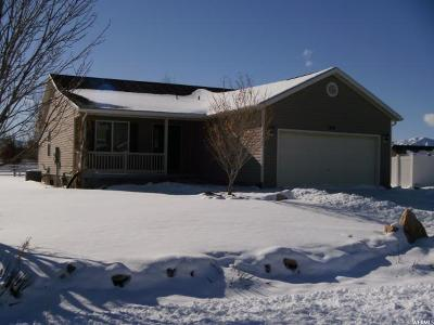 Grantsville Single Family Home For Sale: 310 E Heber Ln S