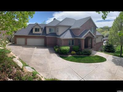 Layton Single Family Home For Sale: 2794 N 2125 E