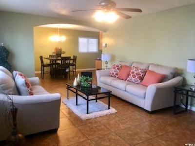 Salt Lake County Single Family Home For Sale: 4900 S 4380 W