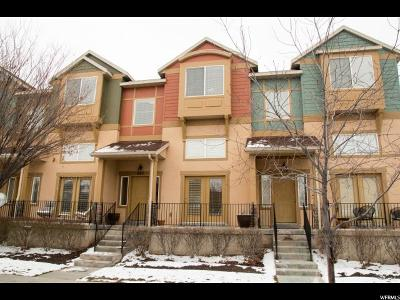 Townhouse Sold: 862 N Farmington Xing E