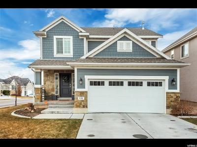 Davis County Single Family Home For Sale: 938 S Daisy Dr