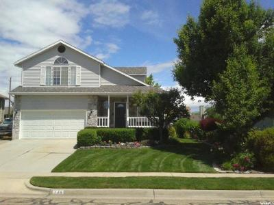 Kaysville Single Family Home For Sale: 449 E 1700 S