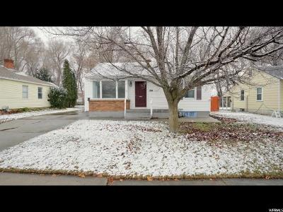 Springville Single Family Home For Sale: 354 S Brookside Dr