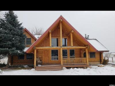 Weber County Single Family Home For Sale: 857 N Harrisville Rd