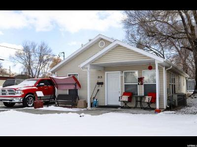 Weber County Single Family Home For Sale: 213 33rd St
