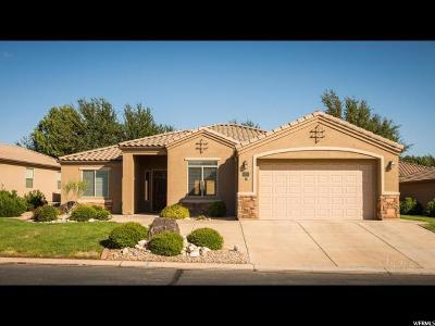 St. George Single Family Home For Sale: 805 S Dixie Dr #21