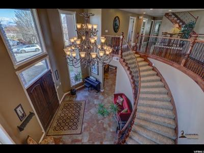 St. George Single Family Home For Sale: 3679 White Ridge Dr